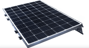 Beamreach Solar has introduced Sprint, a lightweight photovoltaic solar panel system for flat commercial roofs.