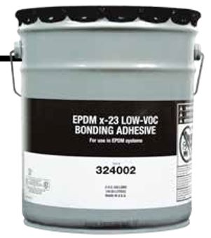 Epdm X 23 Low Voc Bonding Adhesive Archives Roofing