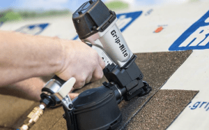 Grip-Rite Coil Roofing Nailer
