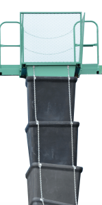 Garlock Equipment Company offers the SquareChute and SquareChute Pro
