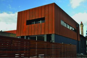Fabral has added the Weathered Metal Series to its line of Specialty Coatings.