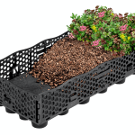 Pre-Vegetated Tray Designed for Easy Transport and Installation