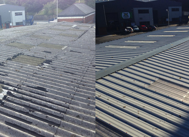 Roofing Repairs & Maintenance