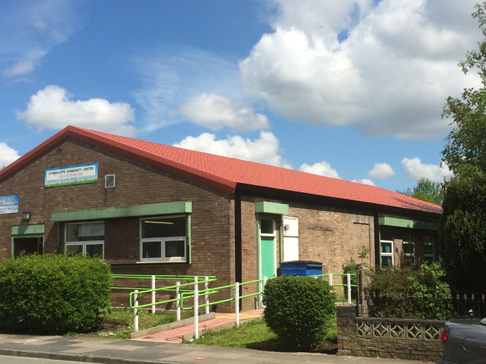 Stanycliffe Social Club, Middleton