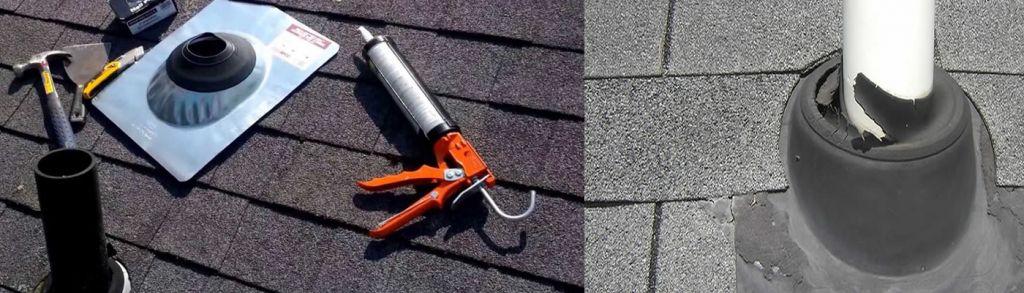 roof vent pipe repair Fellsmere 32948