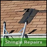 roof shingle repair Markham Virginia