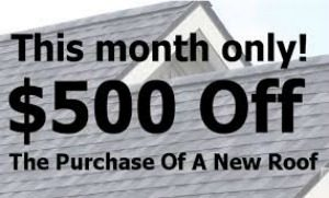 new roof discount coupons {city} {state}