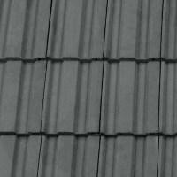 Redland 49 Concrete Profiled Roof Tile in Slate Grey ...