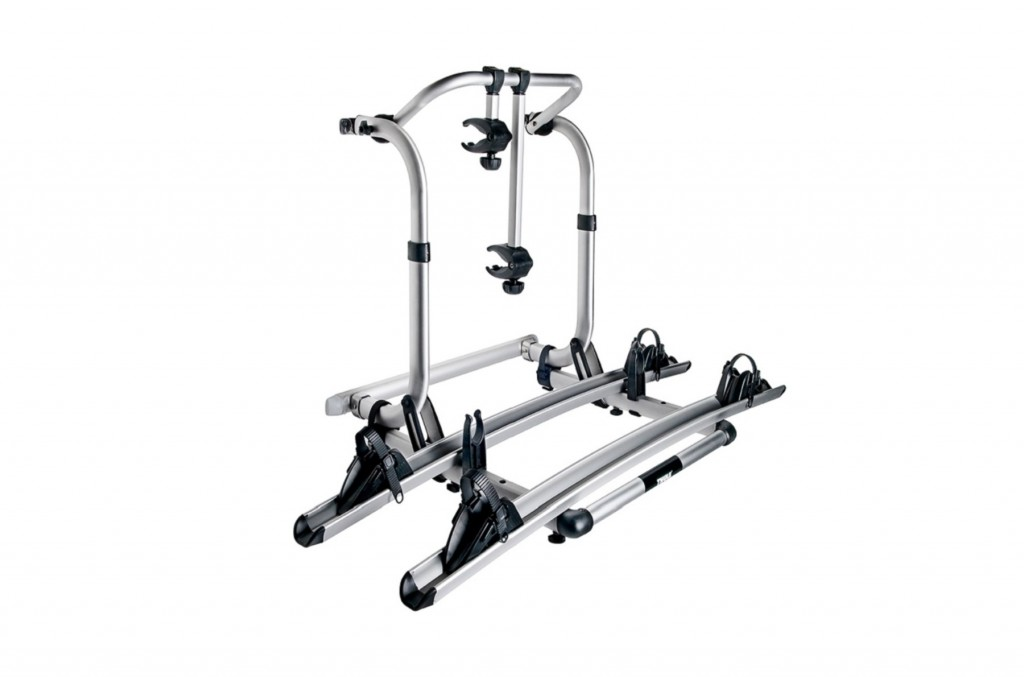 Thule Excellent bike carrier for motorhomes and caravans