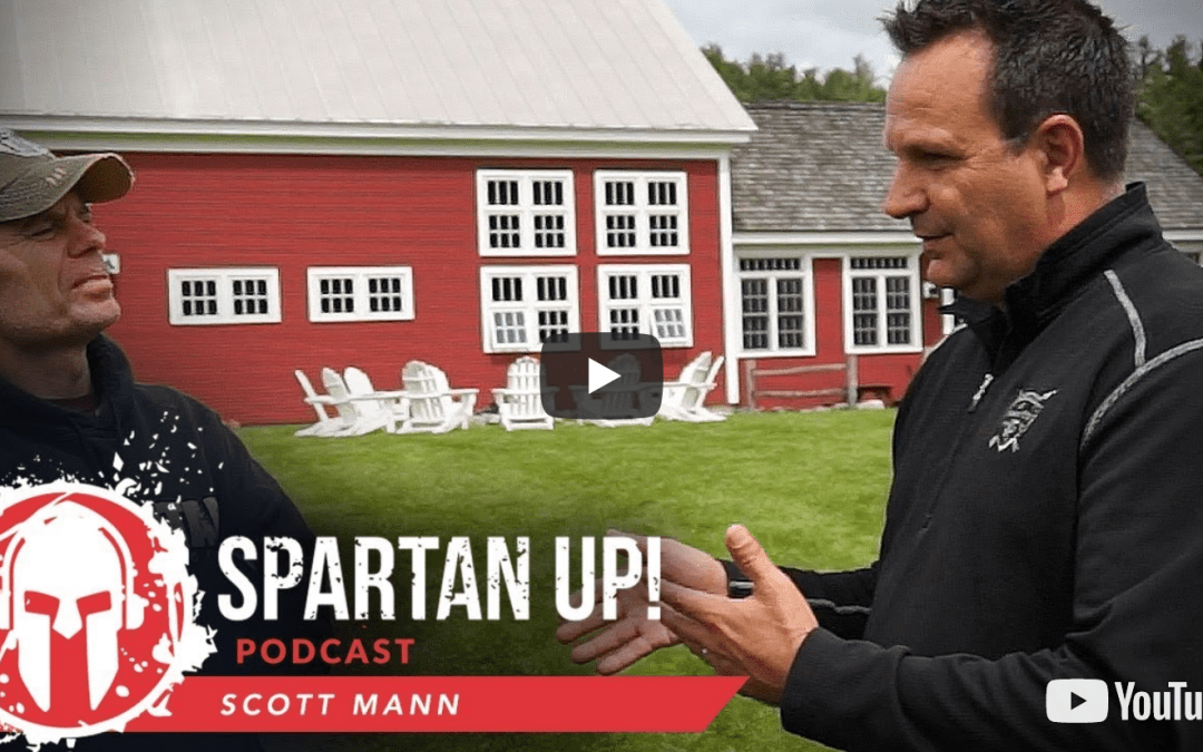 Scott Mann on Spartan Up Podcast