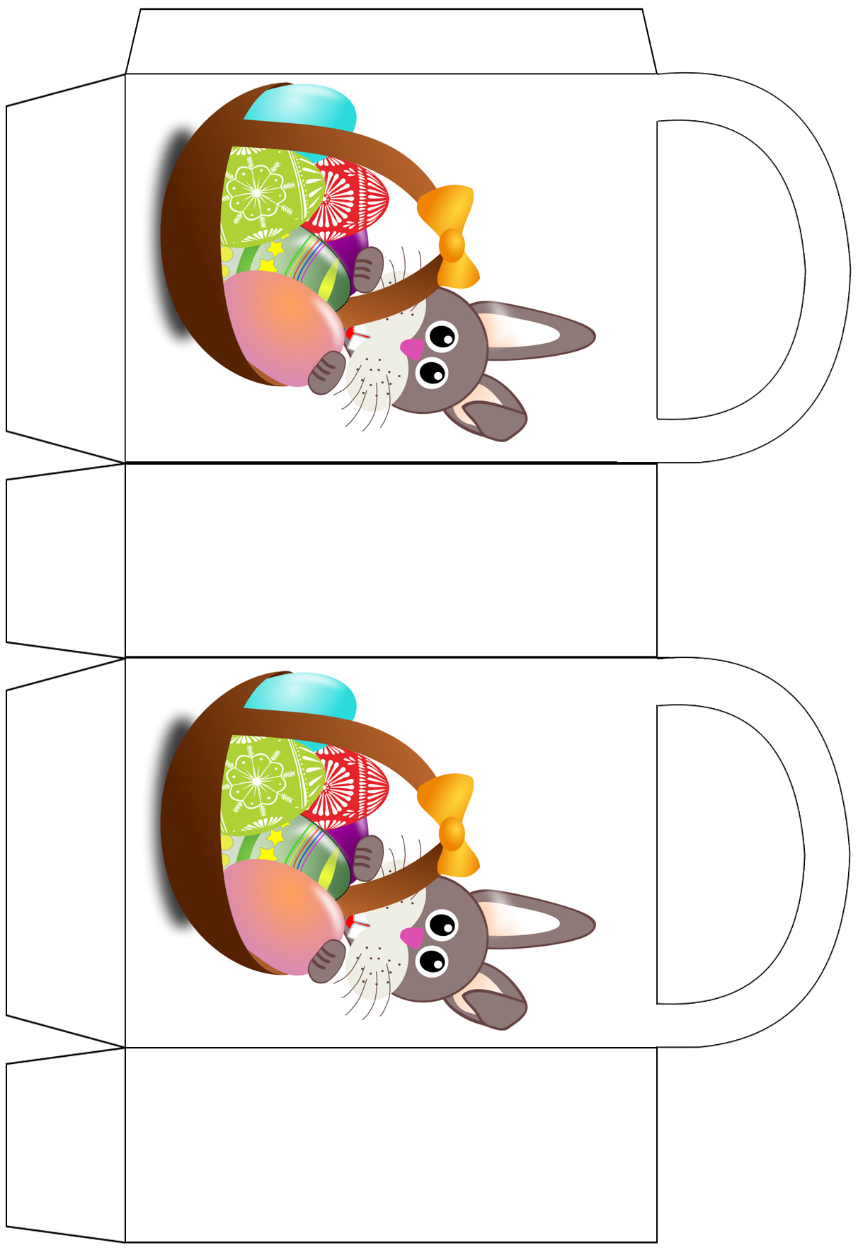 Easter Bunny T Bag