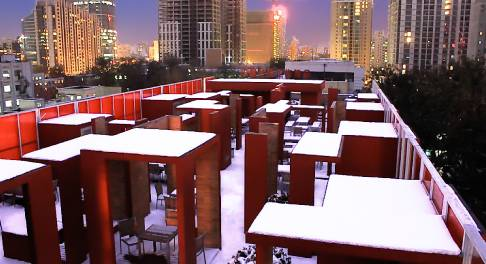Rooftop Restaurants  Bars in China