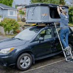 Subaru Forester Roof Top Tent Camping Guide 2021 Rooftop Trekkers