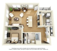 The Springs Apartments - Roohan Realty