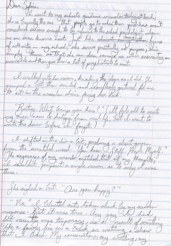 Rookie » Dear Sylvia