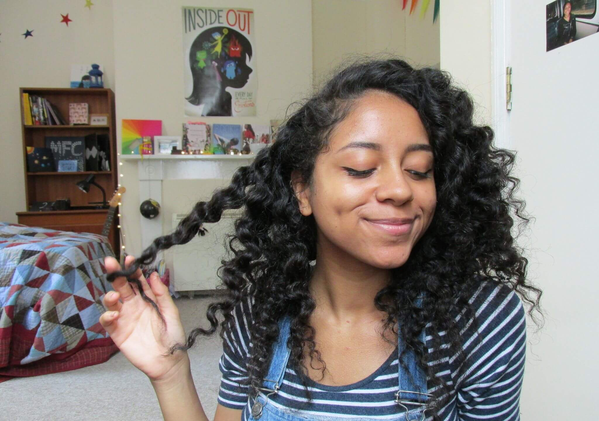 Rookie How To Do A Braid Out