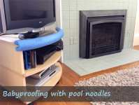 Babyproof (glass) coffee table!! - BabyCenter