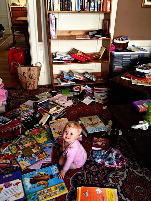 Rookie Moms  How to babyproof your kitchen livingroom