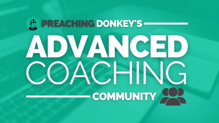 Advanced Coaching Community