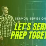 Let's Sermon Prep Together | Sermon Series on Heaven