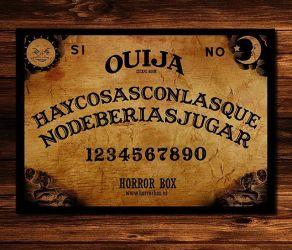 Horror box – Ouija