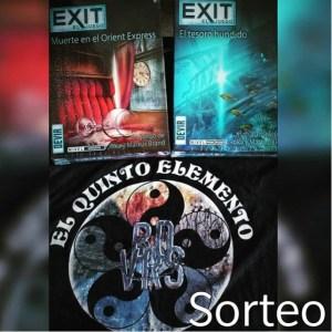 Sorteo Exit Ig