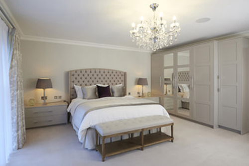 peaceful master bedroom Bedroom Fitters Blackpool | Room Makers - Room Makers Ltd