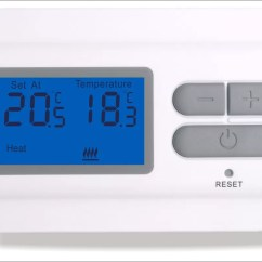 Programmable Room Stat Wiring Diagram The Of Periodic Table Non Digital Thermostat Wired