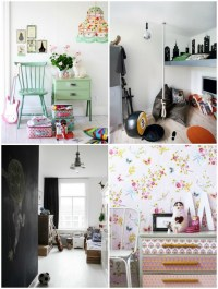 ten ideas for decorating tween rooms