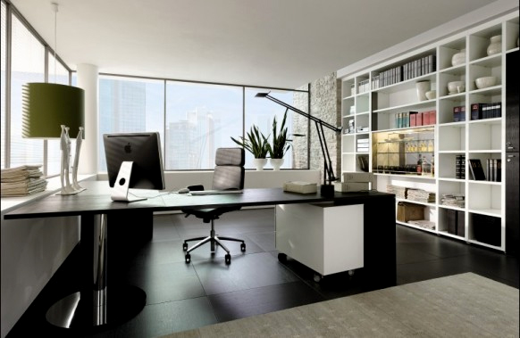 Home Office Decorating Ideas The Basics  Room Decorating