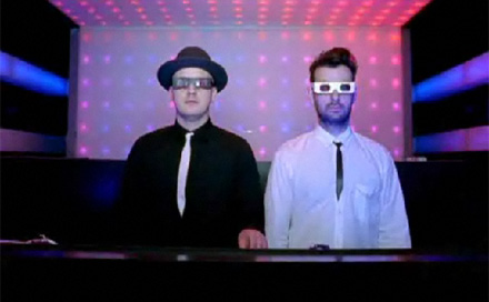 FETTES BROT und MODESELEKTOR Bettina Musikvideo