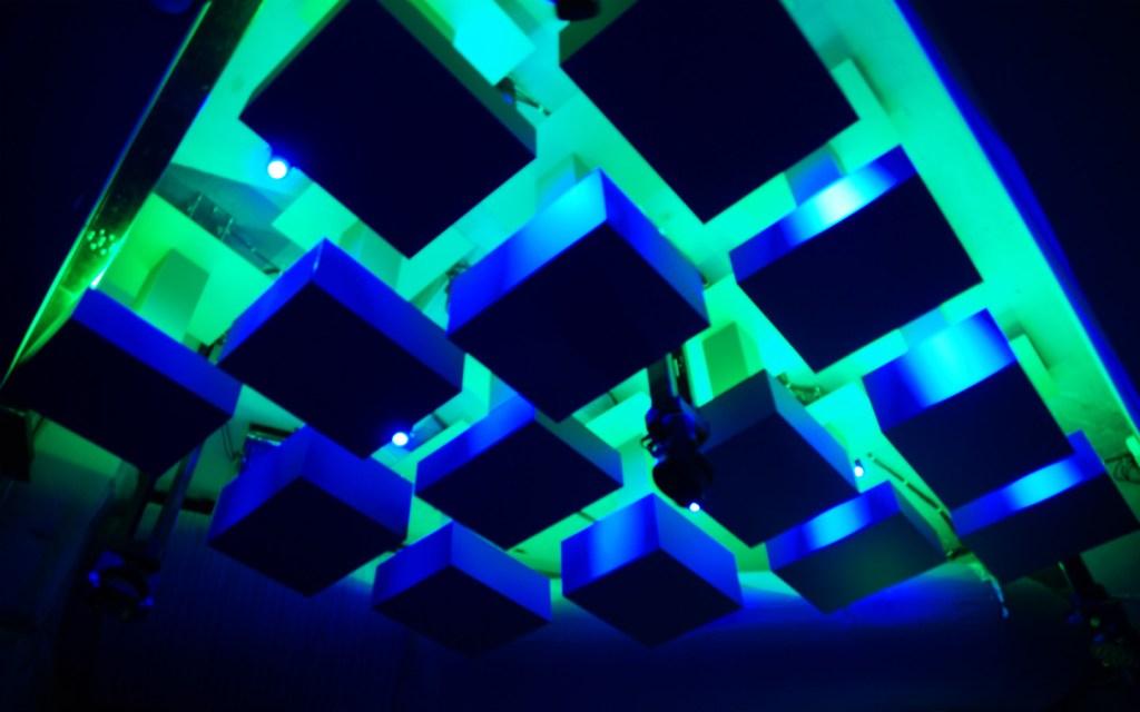 The Villa Oslo Ceiling Installation 01