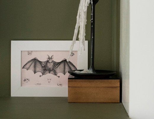 Decorating for Fall & Halloween - roomfortuesday.com