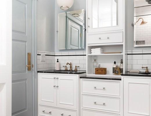 Guest Bathroom Renovation Recap - roomfortuesday.com