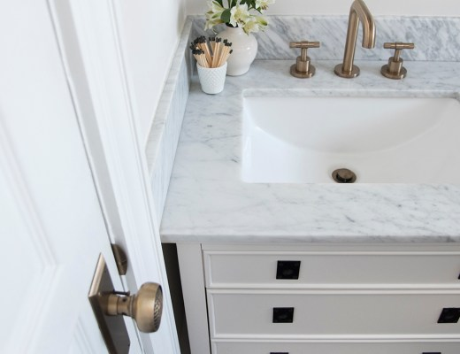Marble Maintenance & The Truth About Natural Stone - roomfortuesday.com