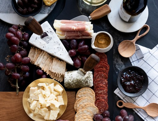 Charcuterie Essentials + A Cocktail Recipe - roomfortuesday.com