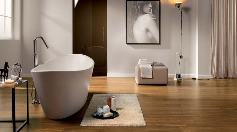 Stone And Wood Effect Porcelain Wall And Floor Tiles From