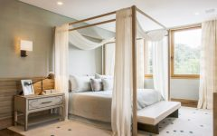 Feng Shui Canopy Bed
