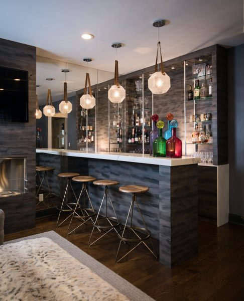 Lounge Home Ideas: 7 Home Bar Ideas You AND Your Guests Will LOVE