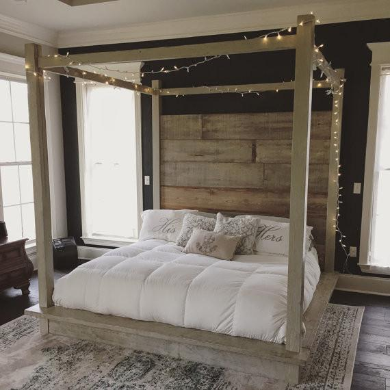 guide to buying a canopy bed