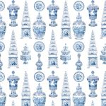 Royal Delft Fabric