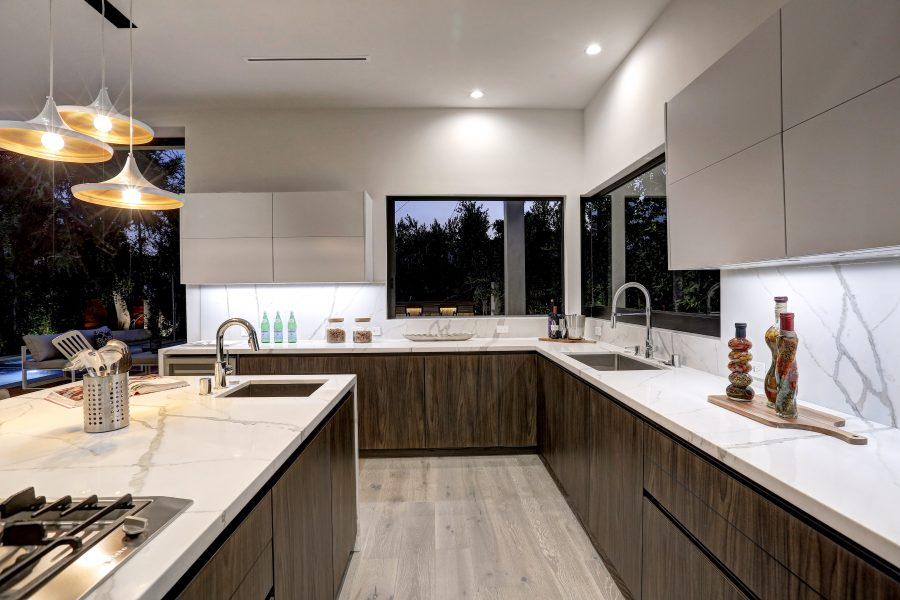 kitchen, modern kitchen