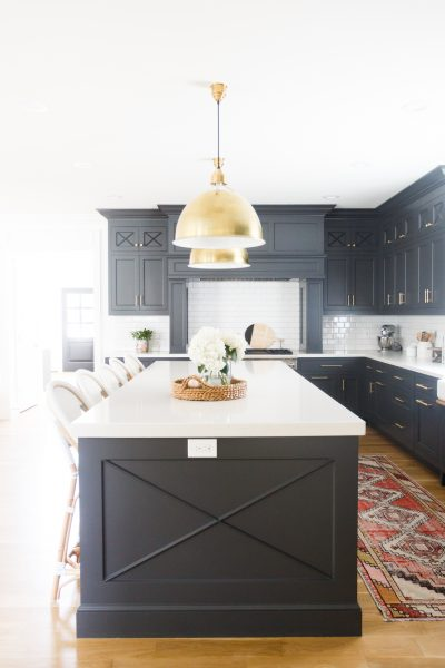 How To Style Blue Kitchen Cabinets Roomhints Com