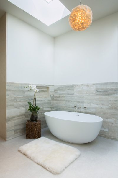 free standing tub, bathroom remodel