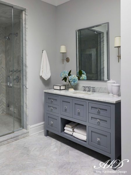 Peachy How To Pick And Hang The Perfect Bathroom Mirror Roomhints Com Download Free Architecture Designs Ferenbritishbridgeorg
