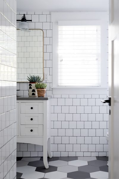 bathroom tile, white subway tile, subway tile, bathroom remodel