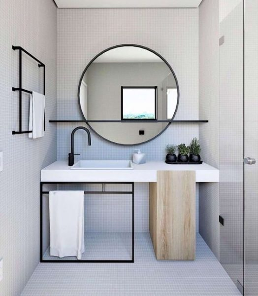 bathroom vanity, bathroom vanity ideas, bathroom remodel, modern bathroom, bathroom tile