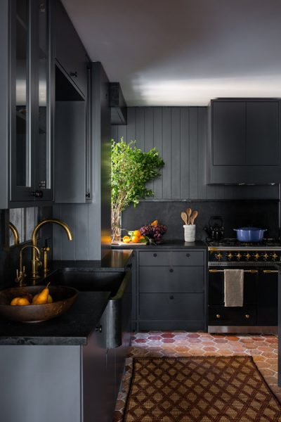 Kitchen shiplap above stove ashe leandro