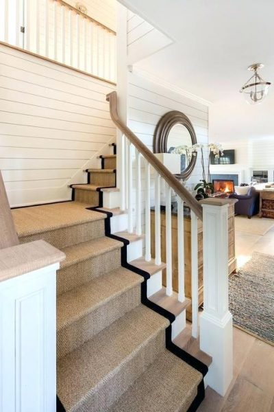 black-bound-sisal-herringbone-stair-runner-wood-stairs-with-runners