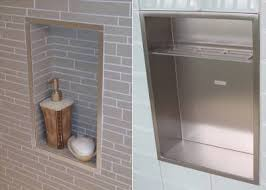 shower niche long
